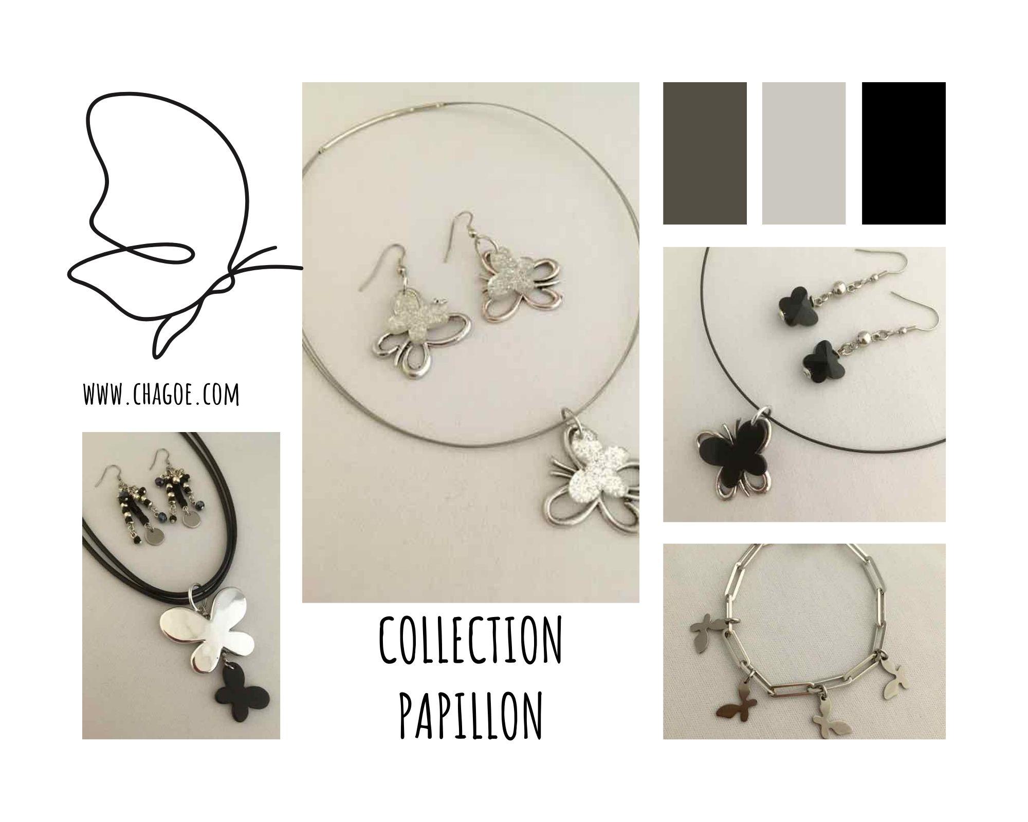 Collection PAPILLON Chagoë 2021