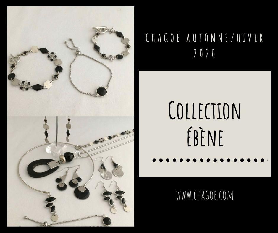 Collection EBENE, Créations Automne/Hiver Chagoë 2020
