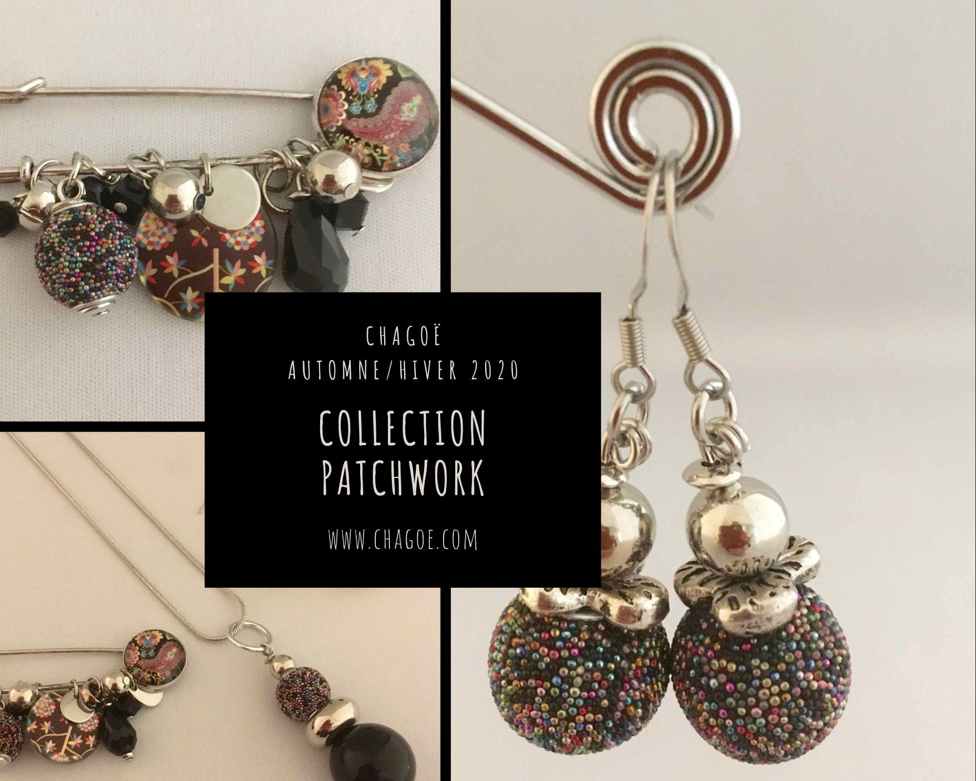 Collection PATCHWORK, Créations Automne/Hiver Chagoë 2020