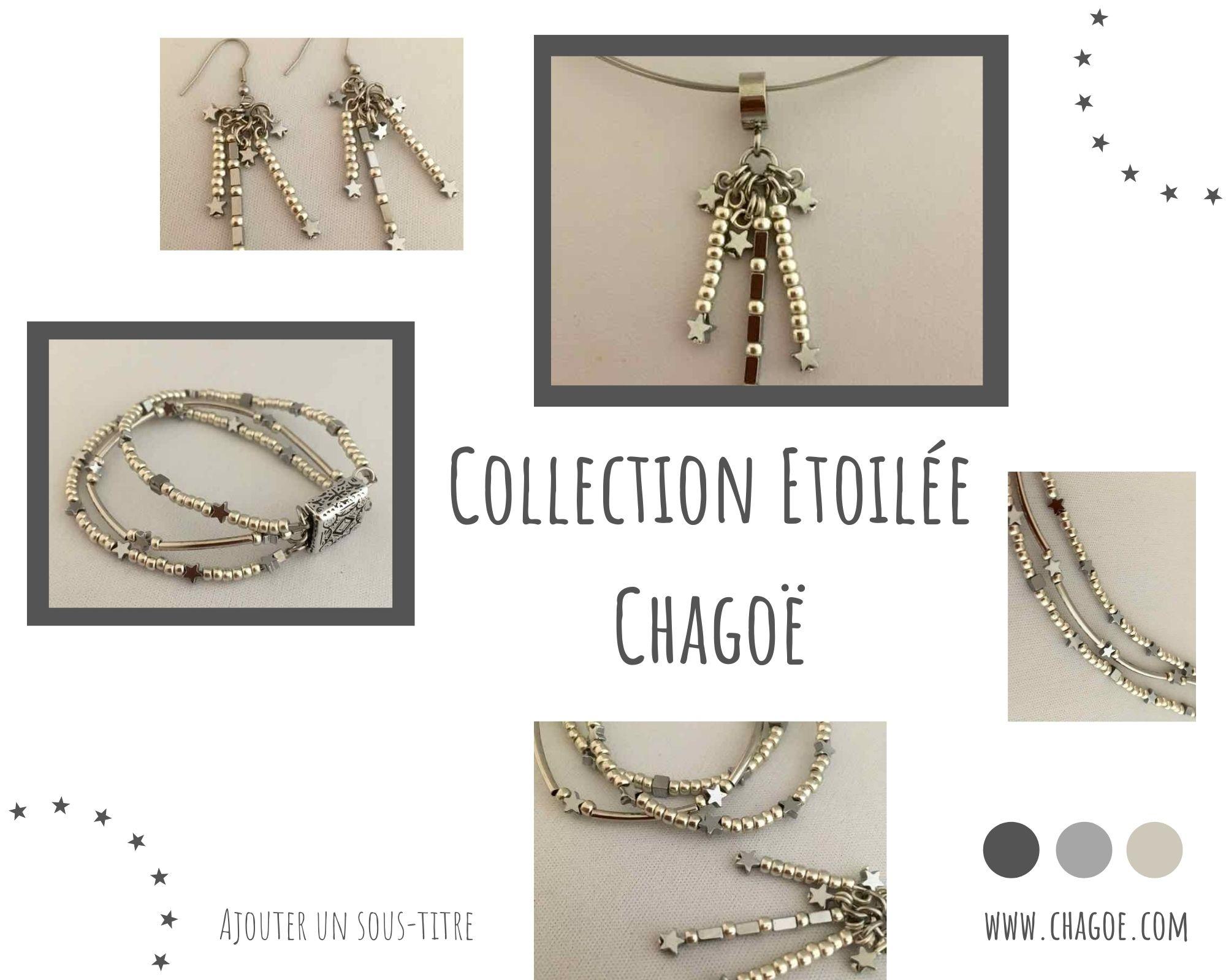 Collection ETOILEE Chagoë 2021