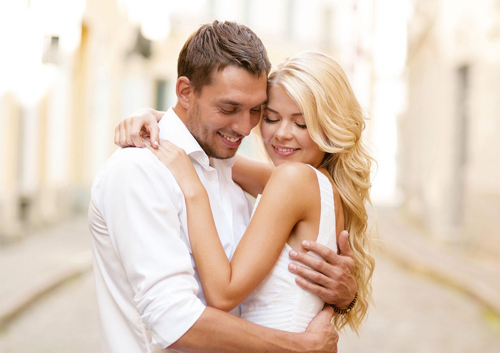 Warum Sie sich  verloben sollten …