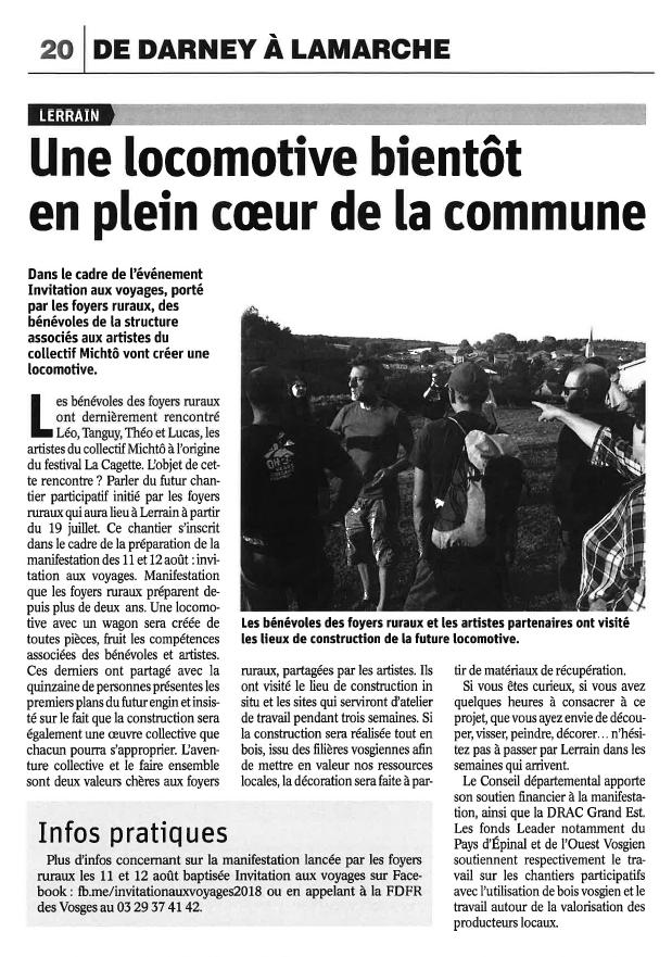"""Manifestation culturelle """"Invitations aux Voyages"""""""