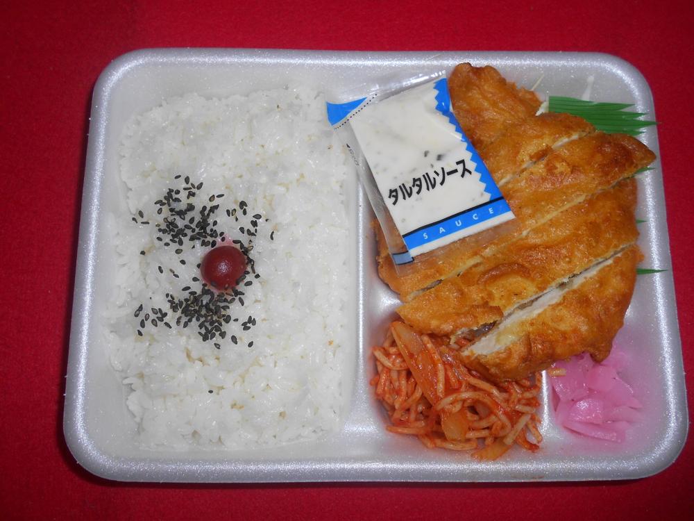 チキン南蛮弁当 480円