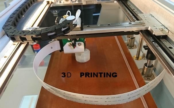 3Dプリンタ(エンプラ+CFRP対応)