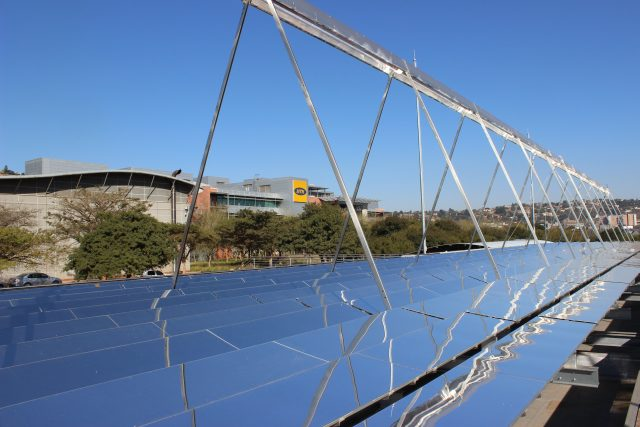 Johannesburg, South Africa, 2014 © Industrial Solar