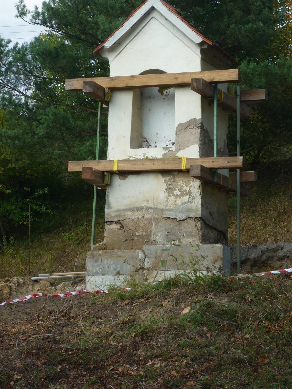 Projekt: Sanierung Bildstock