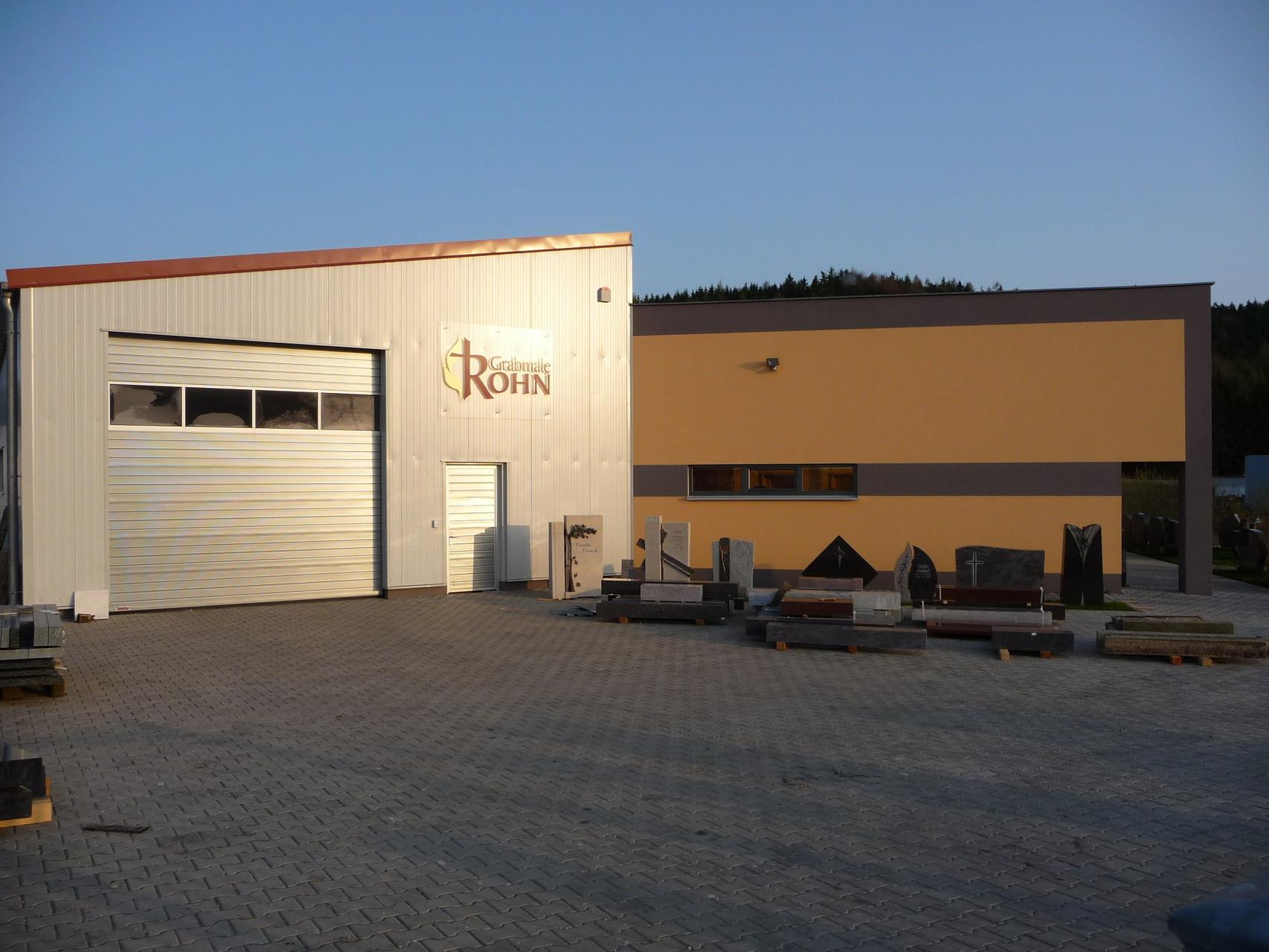 Projekt: Rohbau Gewerbegebäude