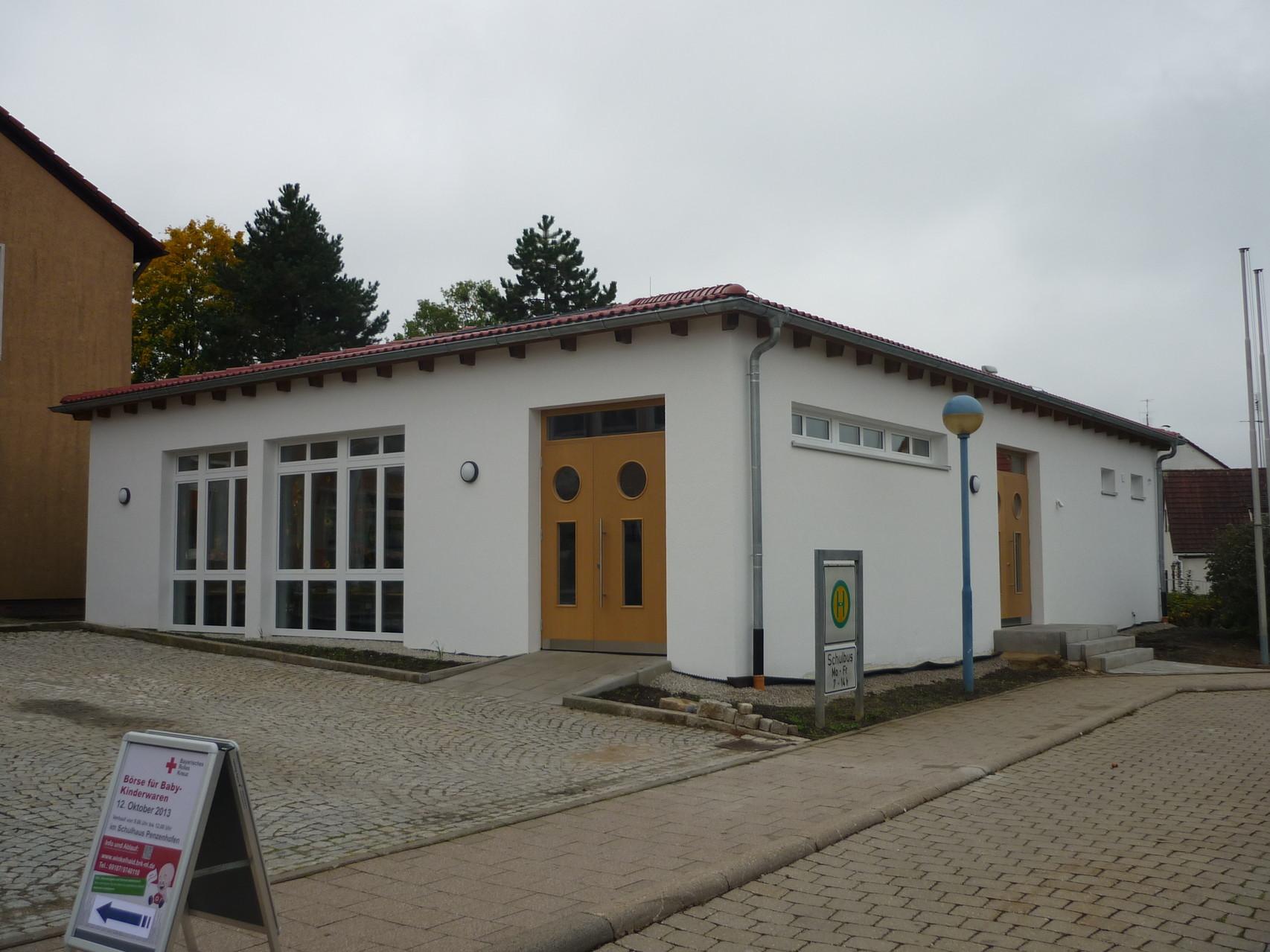 Projekt: Neubau Grundschule