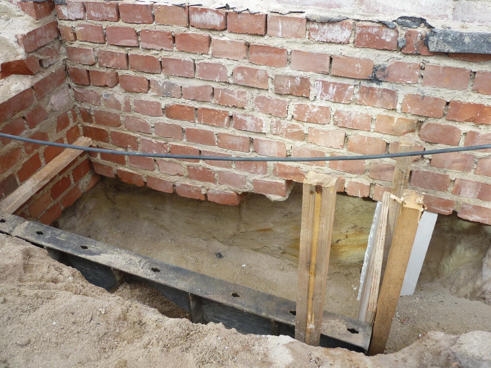 Projekt: Fundamentunterfangungsarbeiten – Altbau