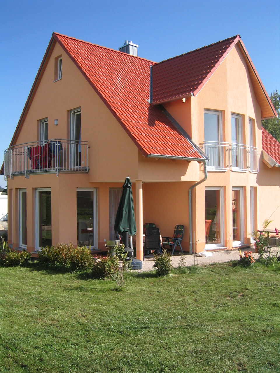 Projekt: Neubau Einfamilienhaus