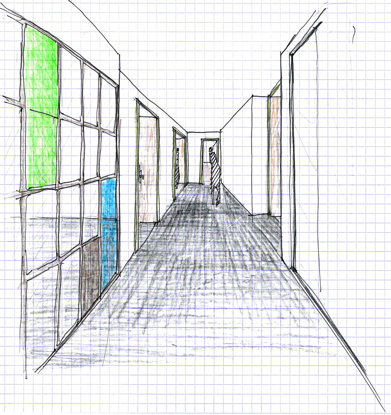 Choix de coloris bibliothèque du collège
