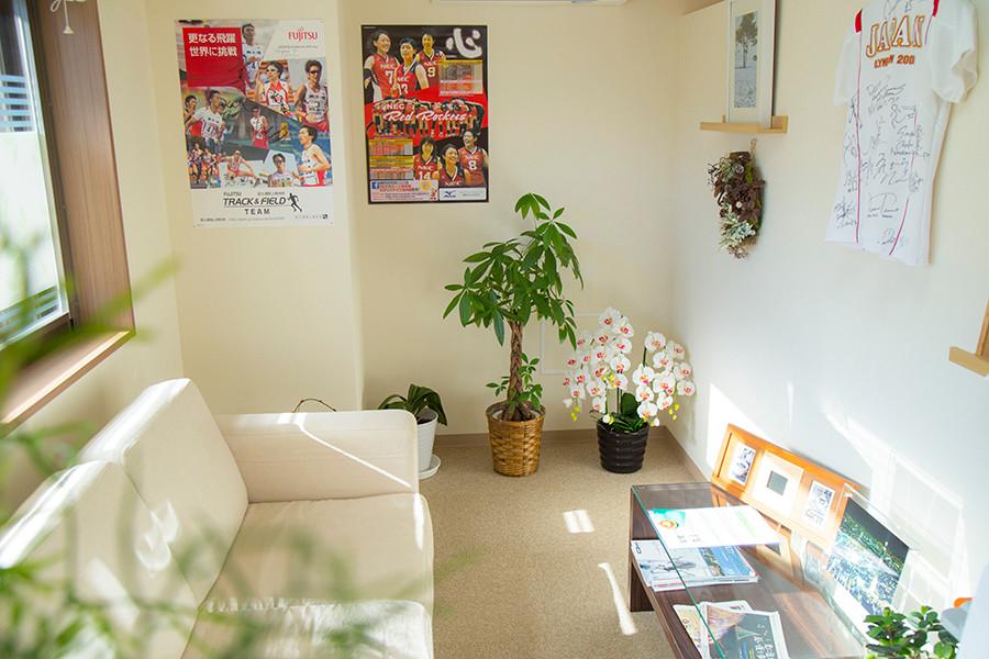 待合室 2