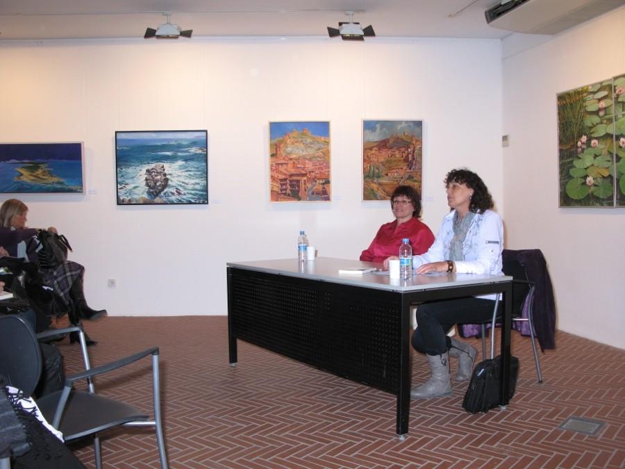 Biblioteca de El Vendrell - 11 noviembre 2010