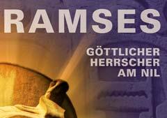Ramses II. Karlsruhe Landesmuseum Baden, Badisches Landesmuseum Ausstellung
