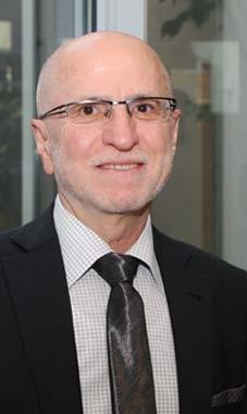 Zentralrats-Vizepräsident Mark Dainow.