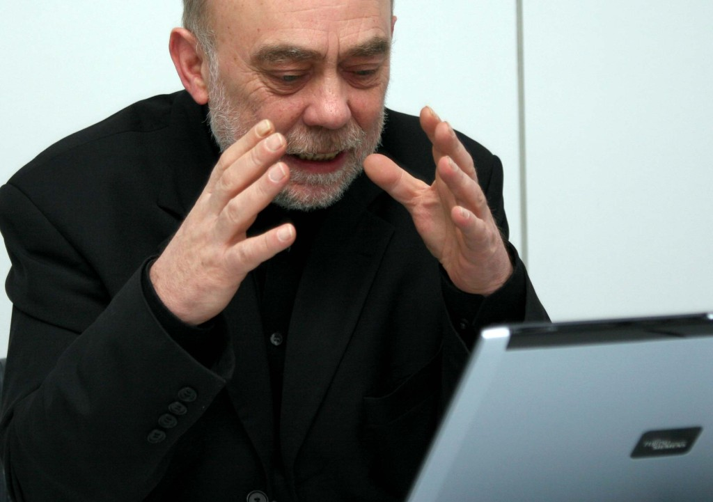 Prof. Manfred Koob