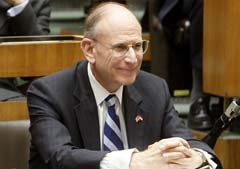 Rabbiner Walter Rothschild