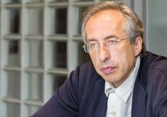 Architekt Sergei Tchoban, Jüdischer Campus Berlin, Chabad Lubawitsch Berlin, Rabbiner Yehuda Teichtal