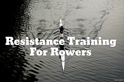 Resistance training for rower Personal Training Clifton