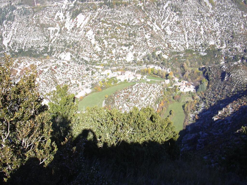 Cirque de Navacelles Grand Site classé au Patrimoine Mondial de l'UNESCO