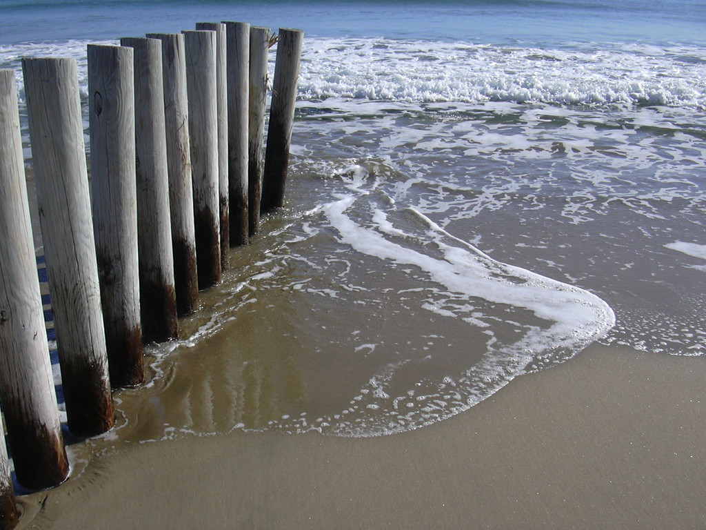 Mer Méditerranée plage de sable fin Marseillan-plage