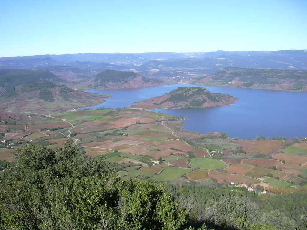 Lac du Salagou - 1