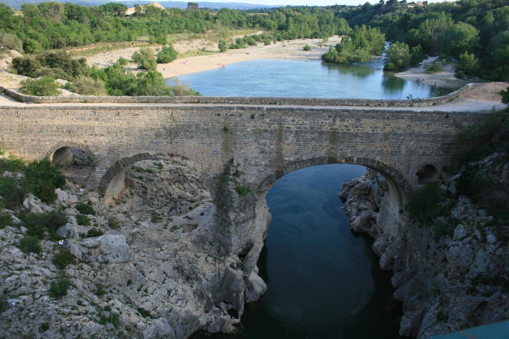 Gorges de l'Hérault Pont du Diable