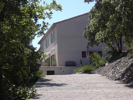 Chambres d'hôtes Le Cadran Solaire Gîtes de France-Hérault Label écologique La Clef Verte