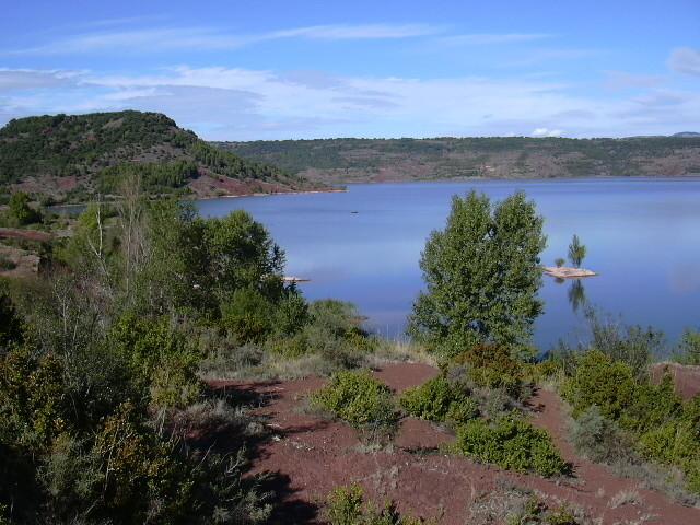 Lac du Salagou - 2