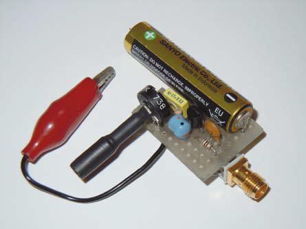 Schemi Elettrici Per Radioamatori : Preamplificatore rf per scanner portatili benvenuti su officinahf