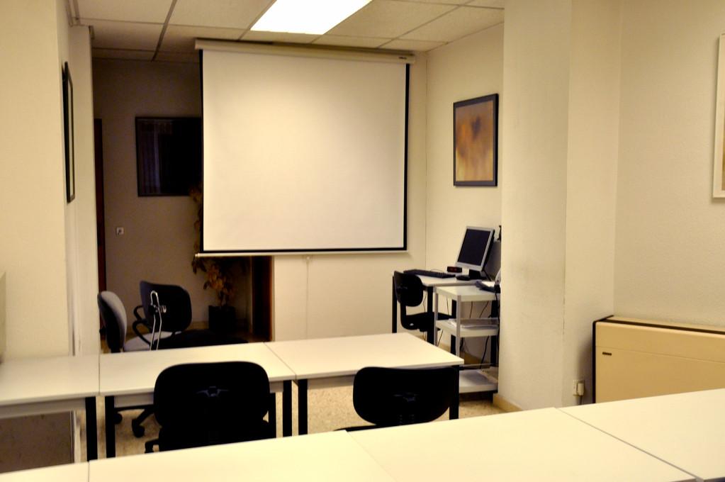Aula de seminarios