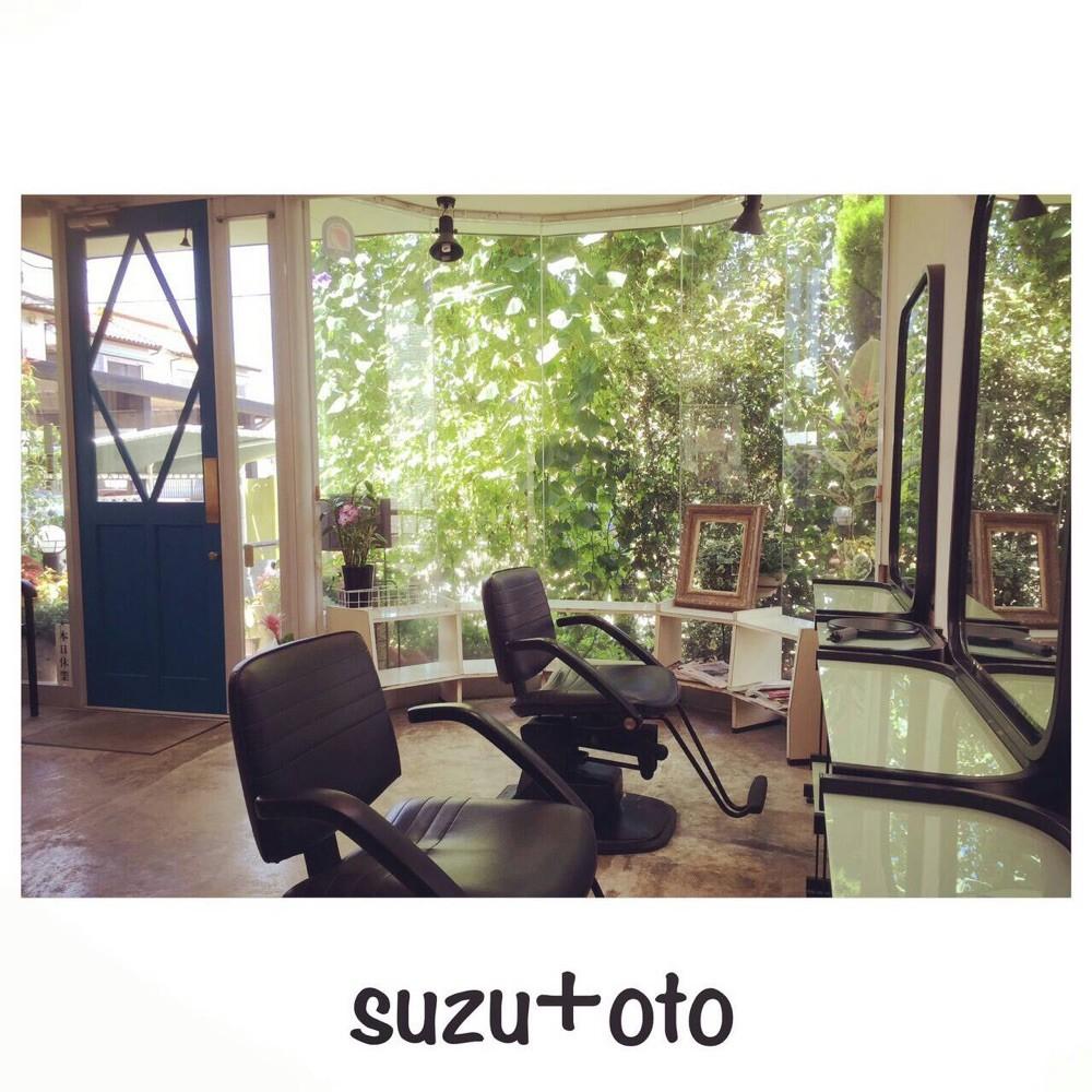 suzu+oto Facebookぺージ↑クリック!