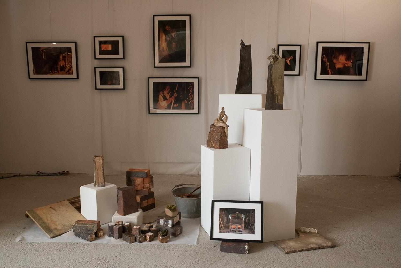 Photos - Chris Spiesser -    Vases - Sylvie Ruiz Foucher -    Sculptures - Caco -