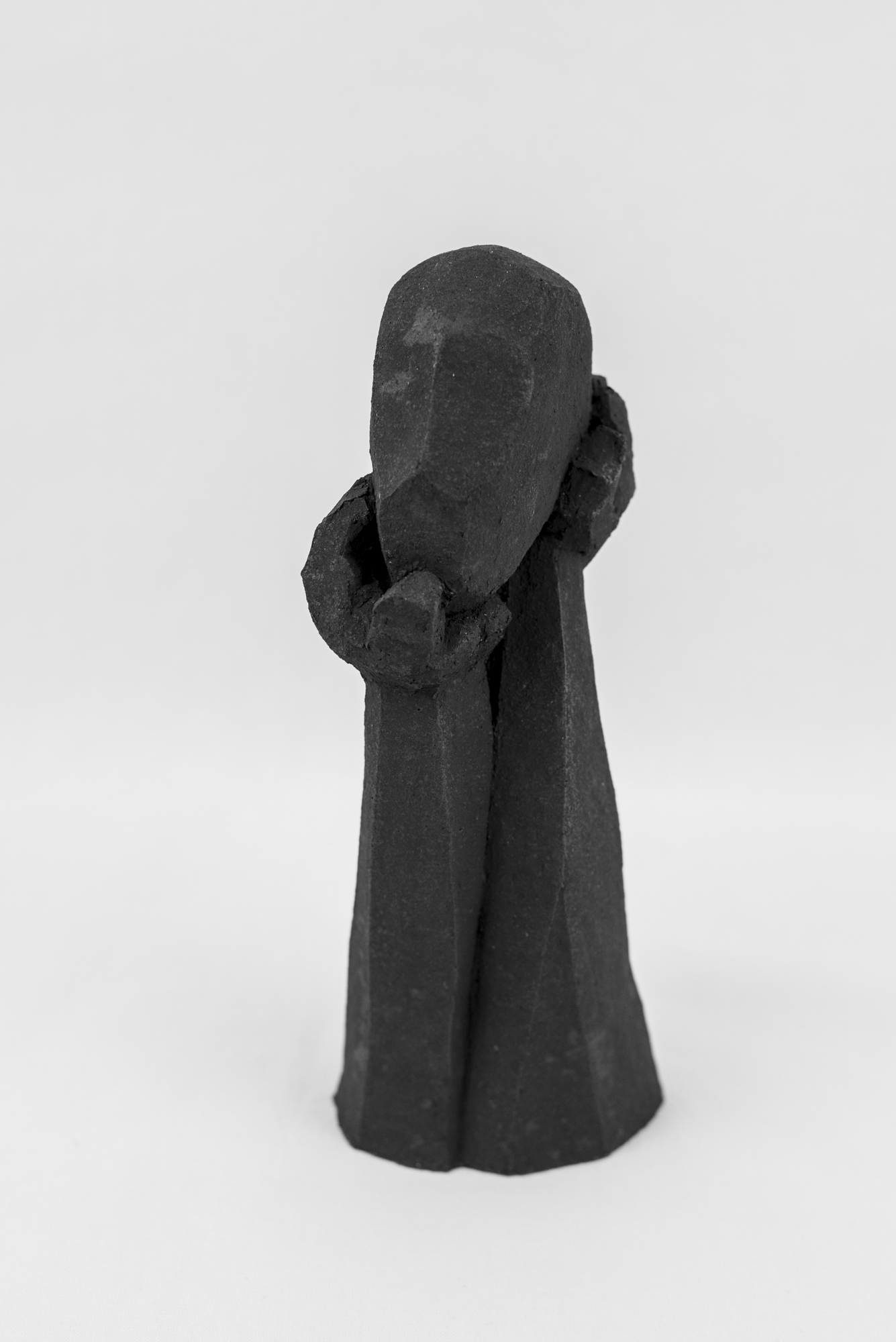"""""""Entre les mains d'un autre"""" sculpture Juan José Ruiz dit CACO Pièce unique 1/1 Photographie : Christophe Spiesser"""