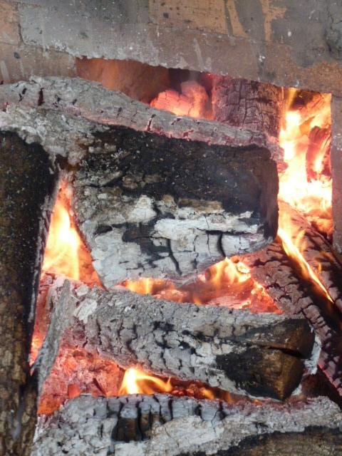 Petit Feu ...cuisson four à bois - Noborigama - de Caco et Sylvie à Bouquet de Flammes