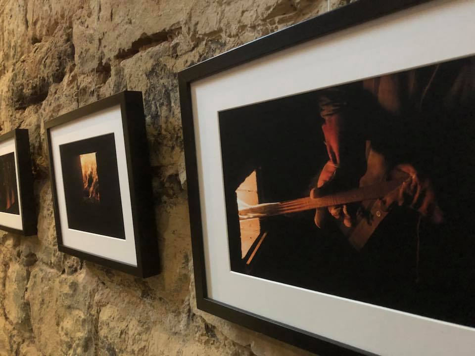 """""""5ème élément"""" grand format de """"La diagonale du Feu"""" (Caco et Sylvie) vu par Christophe Spiesser...Artistes : Caco et Sylvie , Christophe Spiesser"""