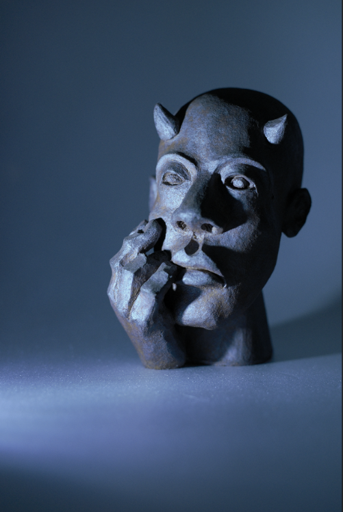 "Sculpture ""Caco"" Photographie ""Christophe Spiesser"""
