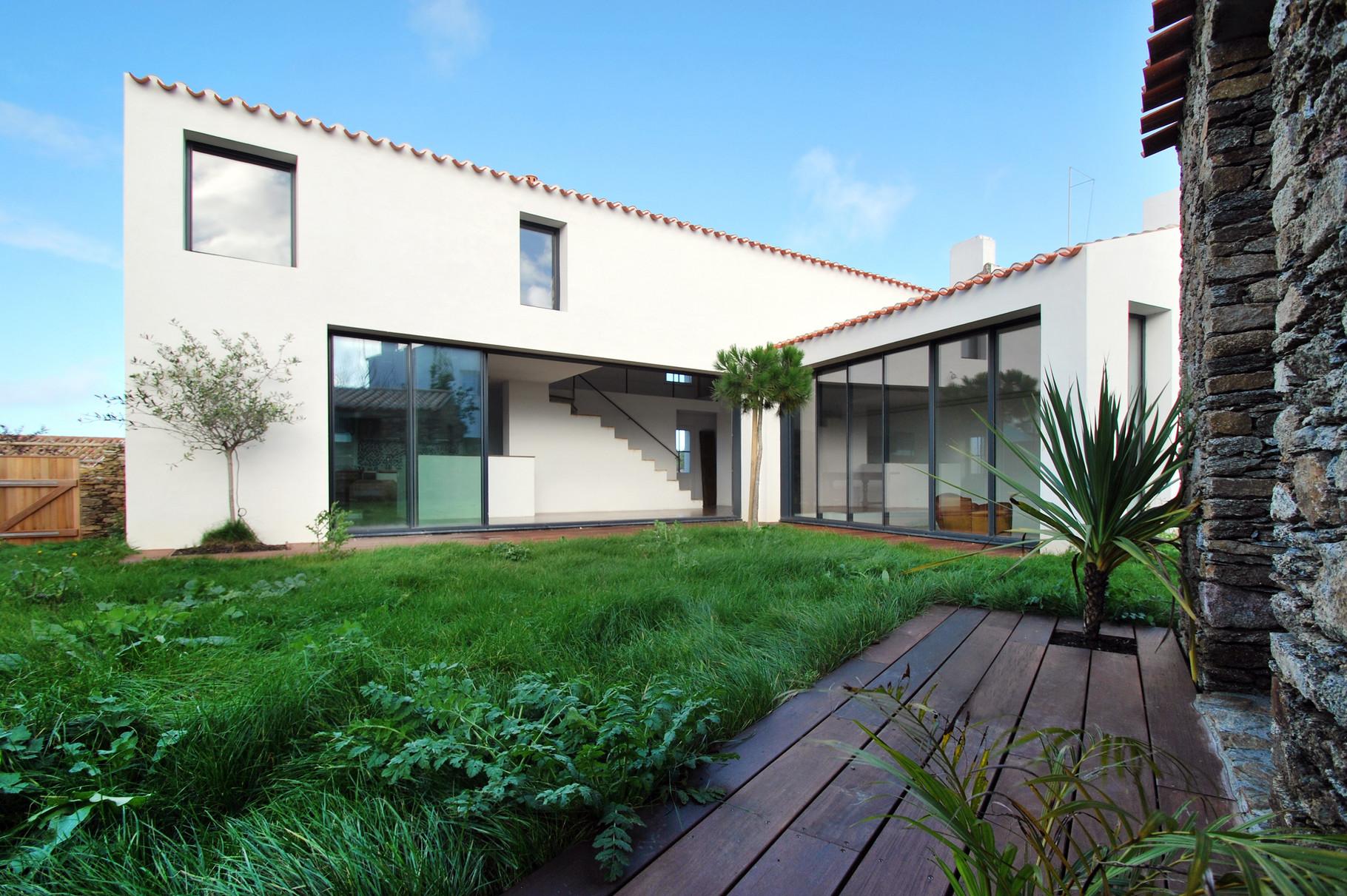 Maison Contemporaine A Ile D Yeu Skp Architecture