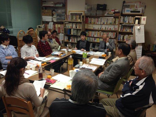 労働法学習会@サポートユニオンWithyou 事務所(2015/10/31)