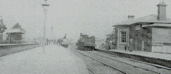 The Old Station c. 1875