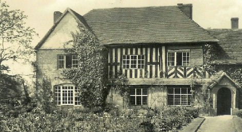 The Moat House, built c. 1588
