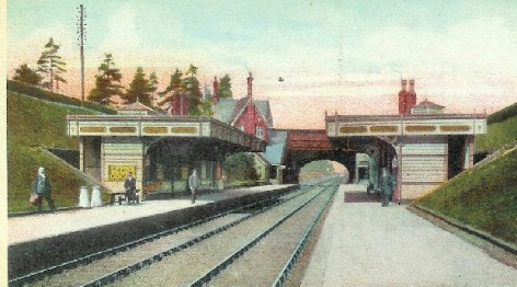 The New Station, c. 1905