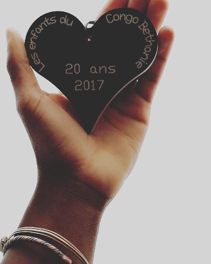 Souvenir de la Rencontre des 20 ans de l'Association - 2017