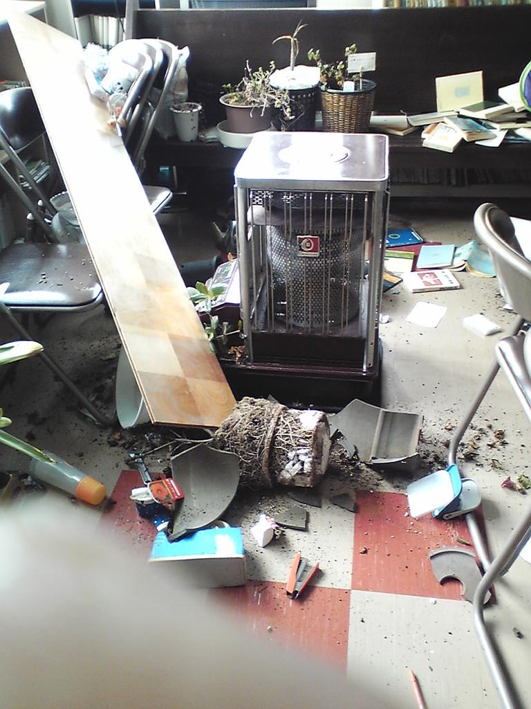 4月7日 震度6