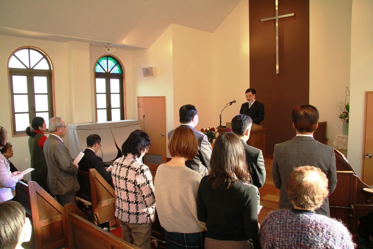 教会員の誓約