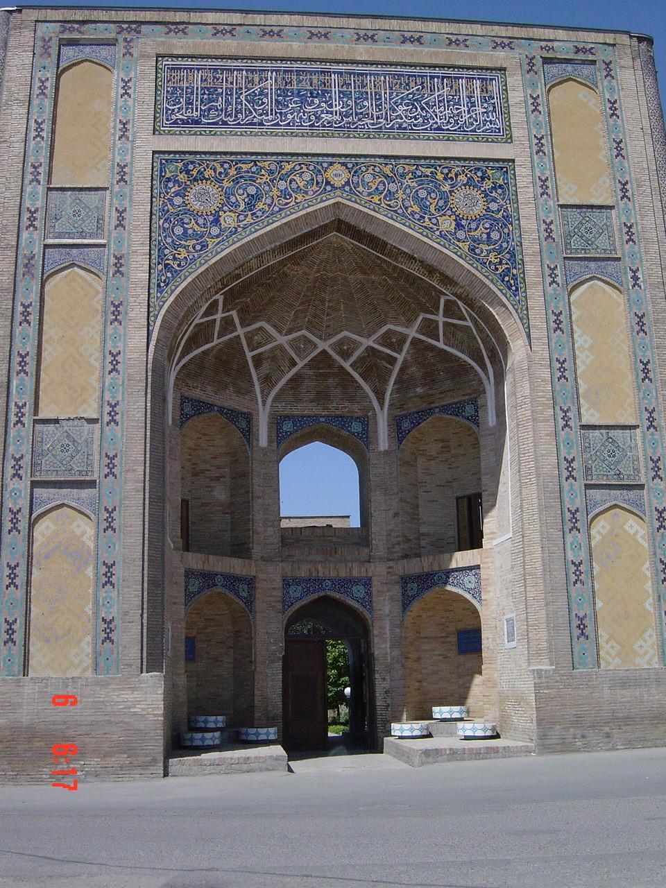 Usbekistan, Koranschule, Medrese
