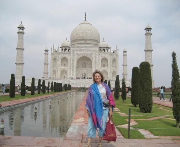 Taj Mahal 2007