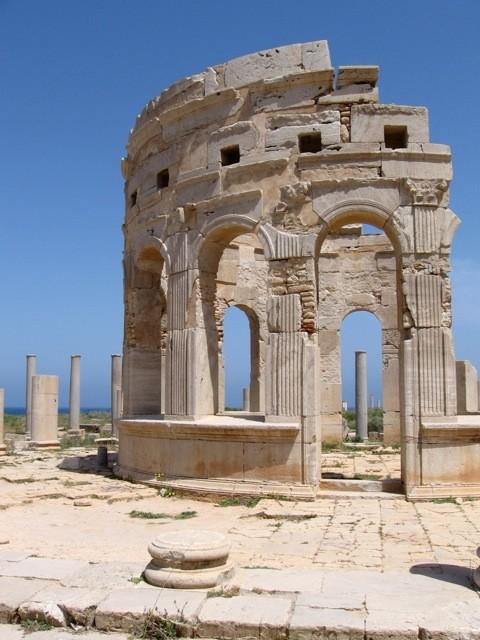 Libyen, Leptis Magna