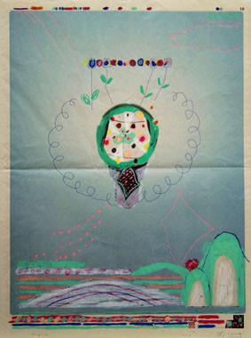 電球気球 /2011新聞