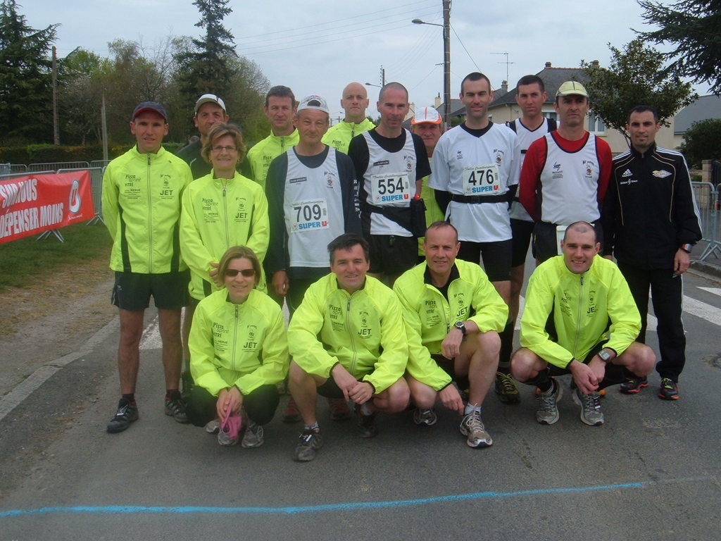 Trail Chateaubourg 2012